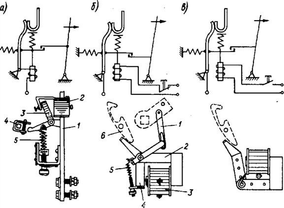 Примеры схем некоторых